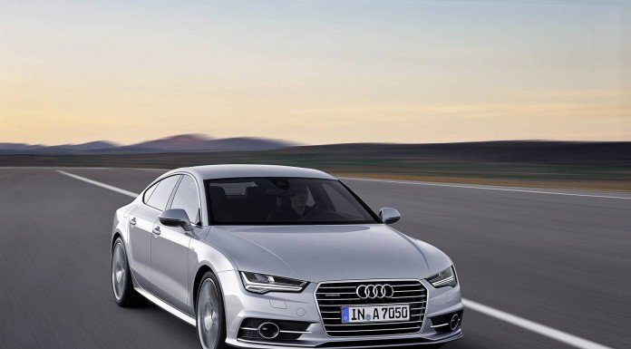 Official: 2015 Audi A7 Sportback and S7 Sportback