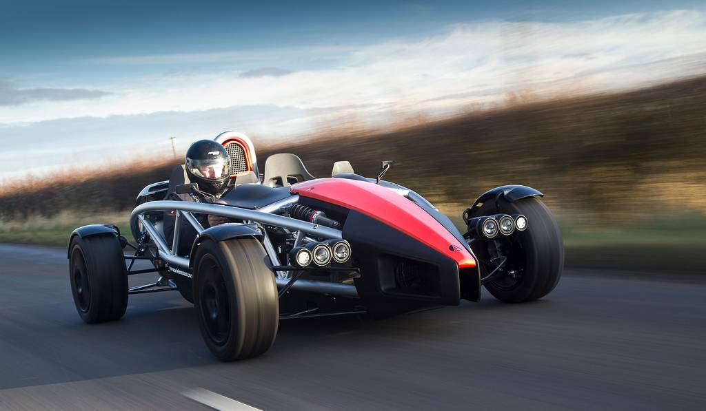 New Ariel Atom 3.5R Nearing Reveal