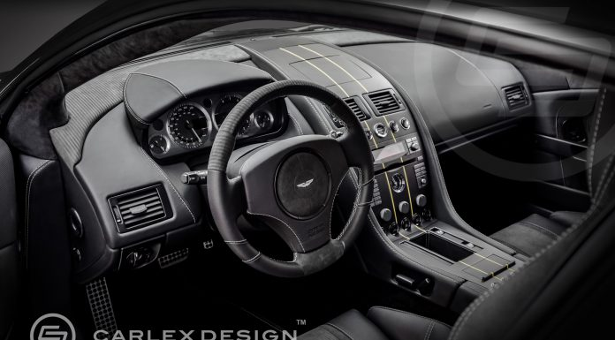 Official: Aston Martin DB9 by Carlex Design