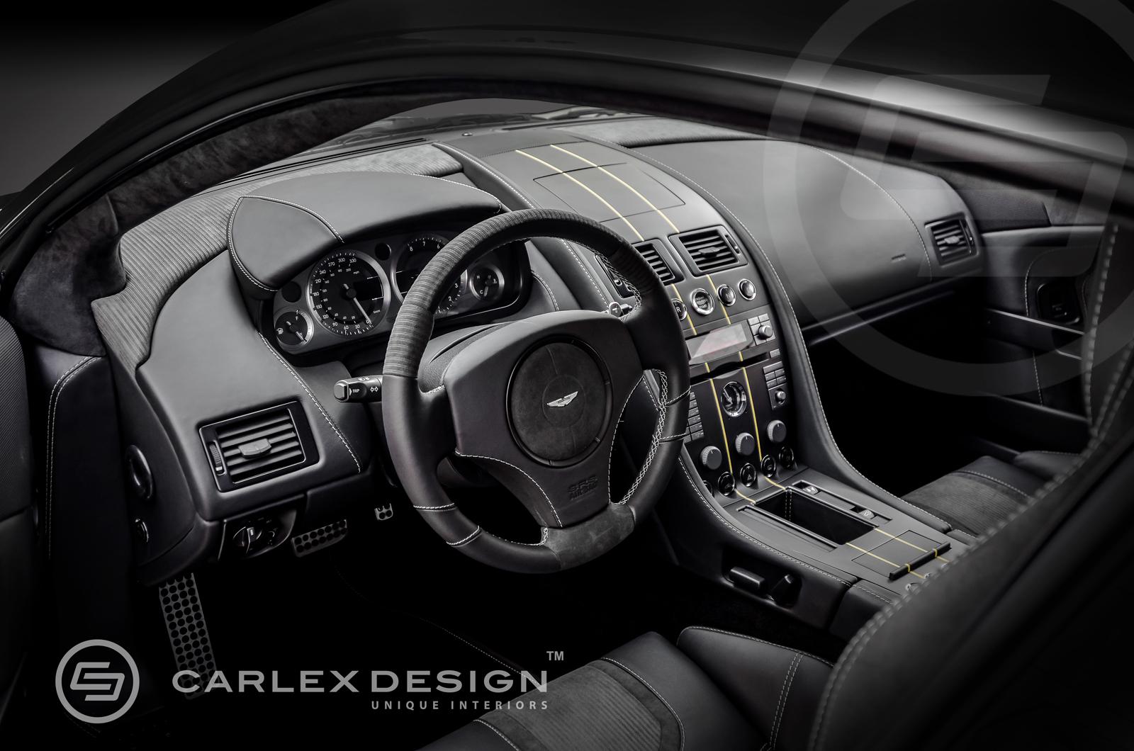 Official Aston Martin Db9 By Carlex Design Gtspirit