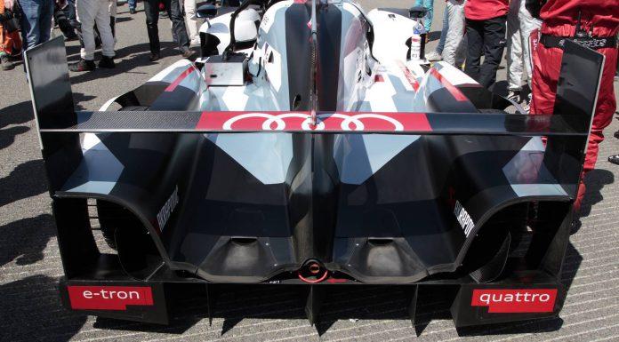 Audi R18 etron quattro