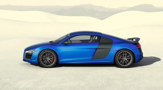Audi R8 LMX Official Details