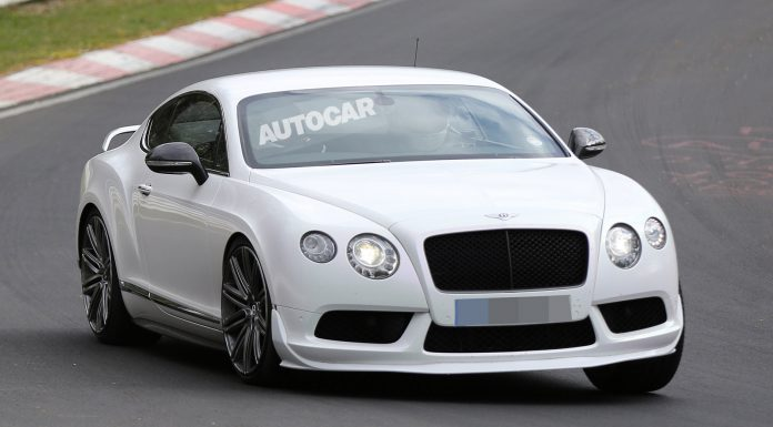 New Bentley Continental Supersports Details Come Into Light