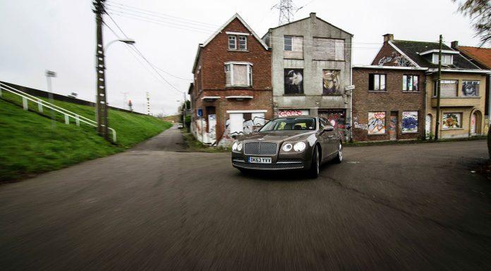 Bentley Facebook Fan Wall