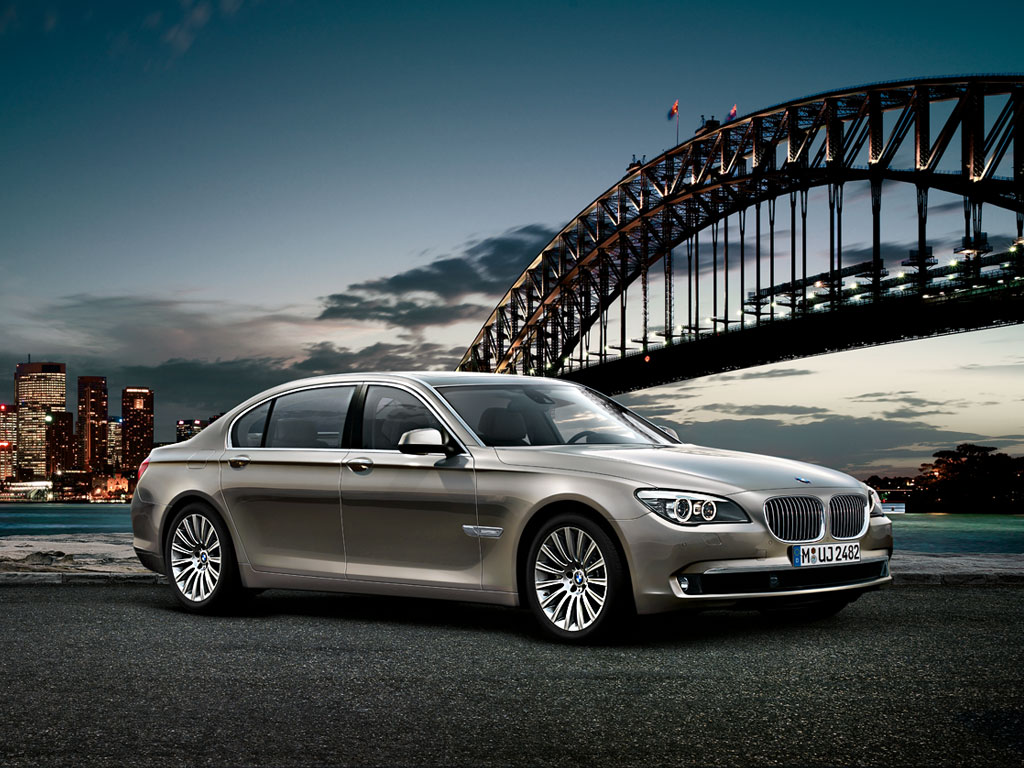 Next-Gen BMW 7-Series to Set Weight Reduction Benchmarks