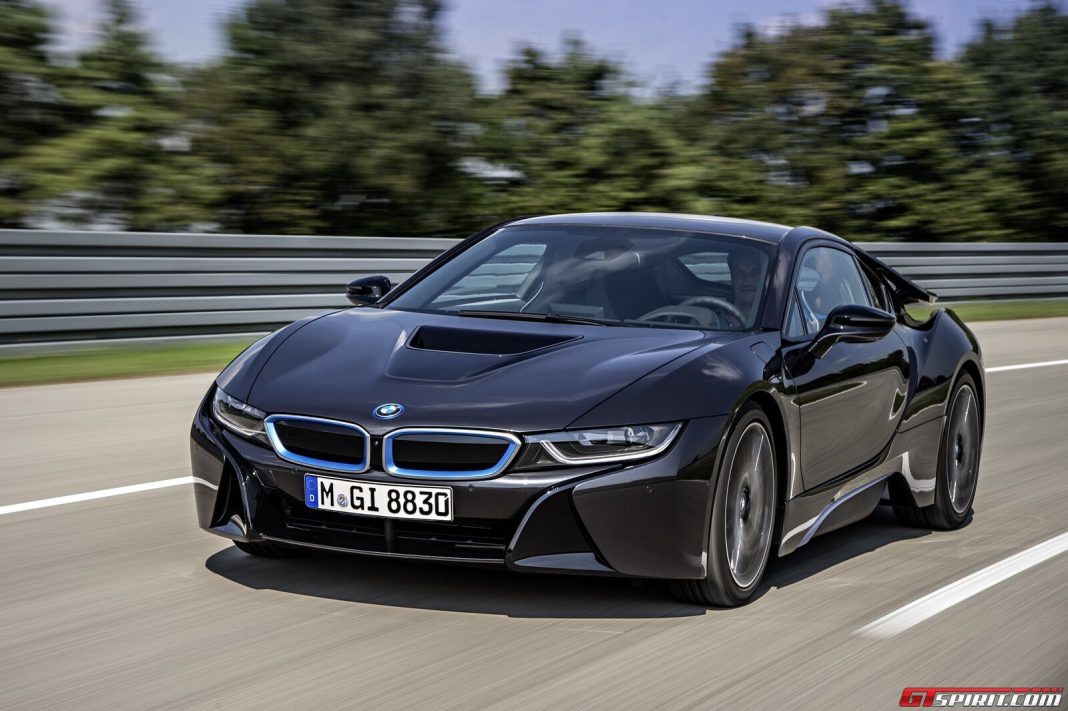U.S. Pricing and Options for BMW i8 Released