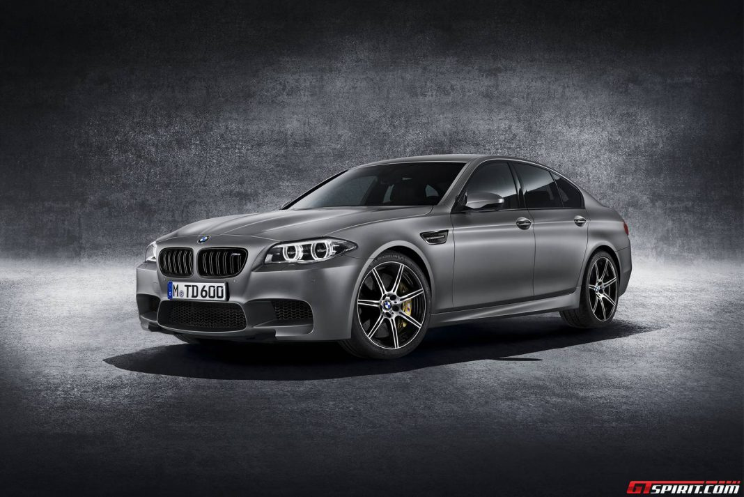 Official: 30th Anniversary Edition BMW M5