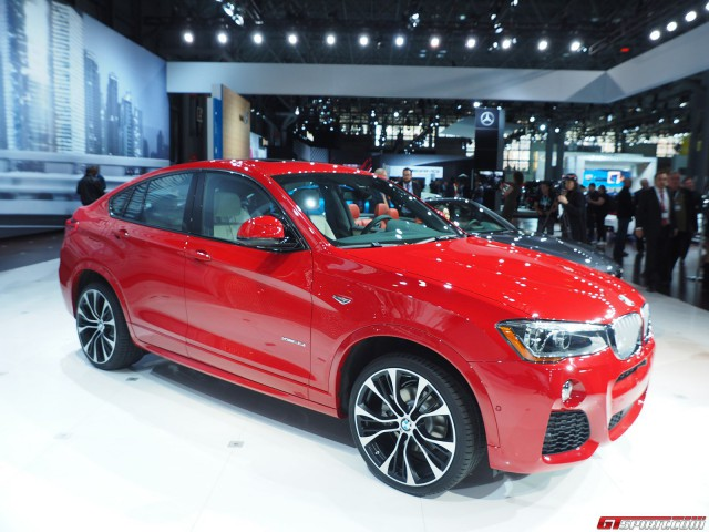 BMW X4 M Coming in 2017