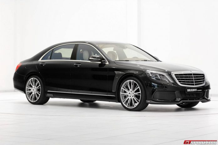 For Sale: Brabus 850 6.0 Biturbo iBusiness S-Class
