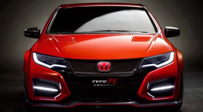 Honda NSX Concept and Civic Type R Concept for Goodwood Festival of Speed