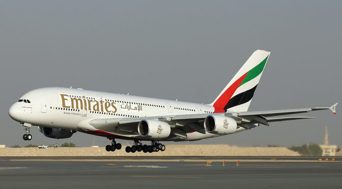 Emirates announces largest-ever aircraft order