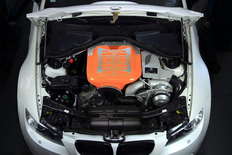G-Power SK Plus Supercharger