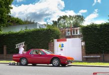 World's First Ferrari 412 Pick-up Conversion