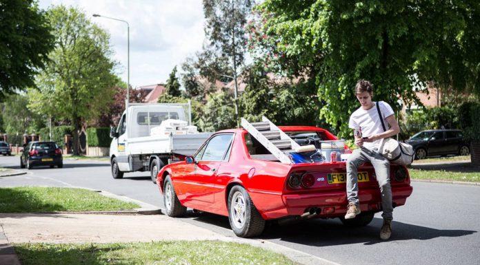 World's First Ferrari 412 Pick-up Conversion