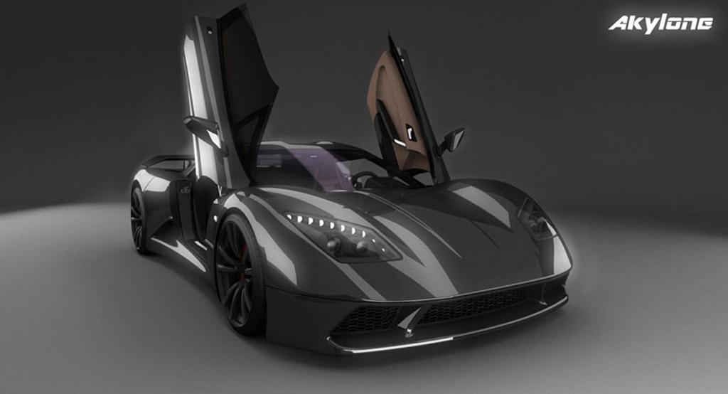 Genty Reveals Impressive Performance Claims for Akylone Supercar