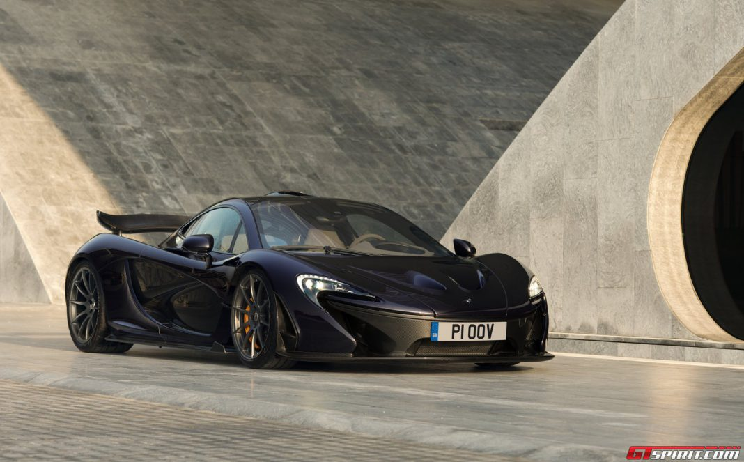 New McLaren Supercar Between 650S and P1 to Arrive in 2016