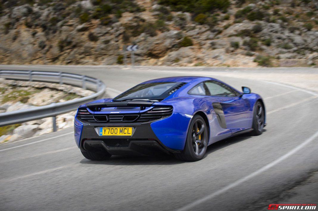 McLaren P13 to be
