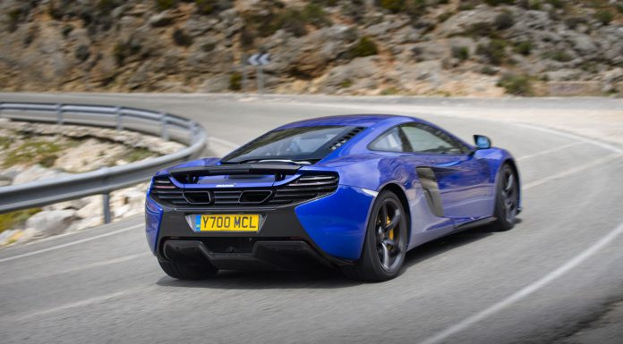 """McLaren P13 to be """"Best Driver's Car in Segment"""" and V8 Powered"""
