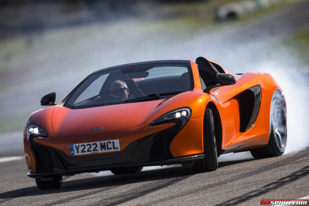 All McLaren Road Cars to be Hybrid in 10 Years