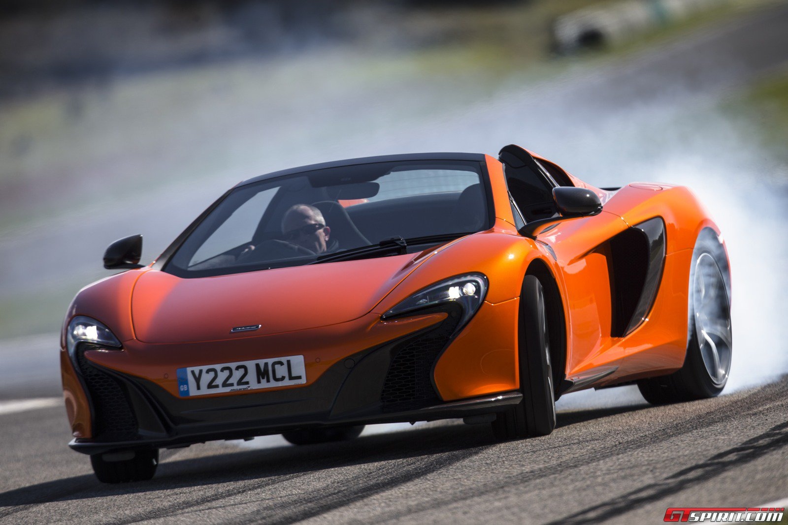 All McLaren Road Cars to be Hybrid in 10 Years - GTspirit