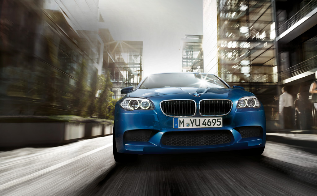 Could the Next-Gen BMW M5 Get AWD?