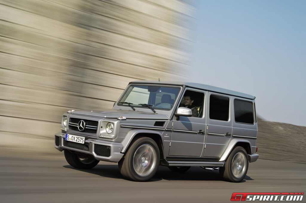 Brand new mercedes benz g class coming in 2017 gtspirit for Mercedes benz brand image