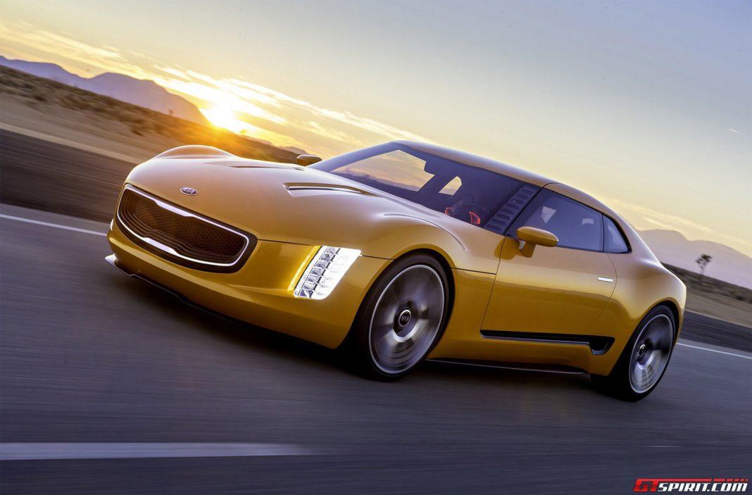 Kia GT4 Stinger Won't Make it to Production