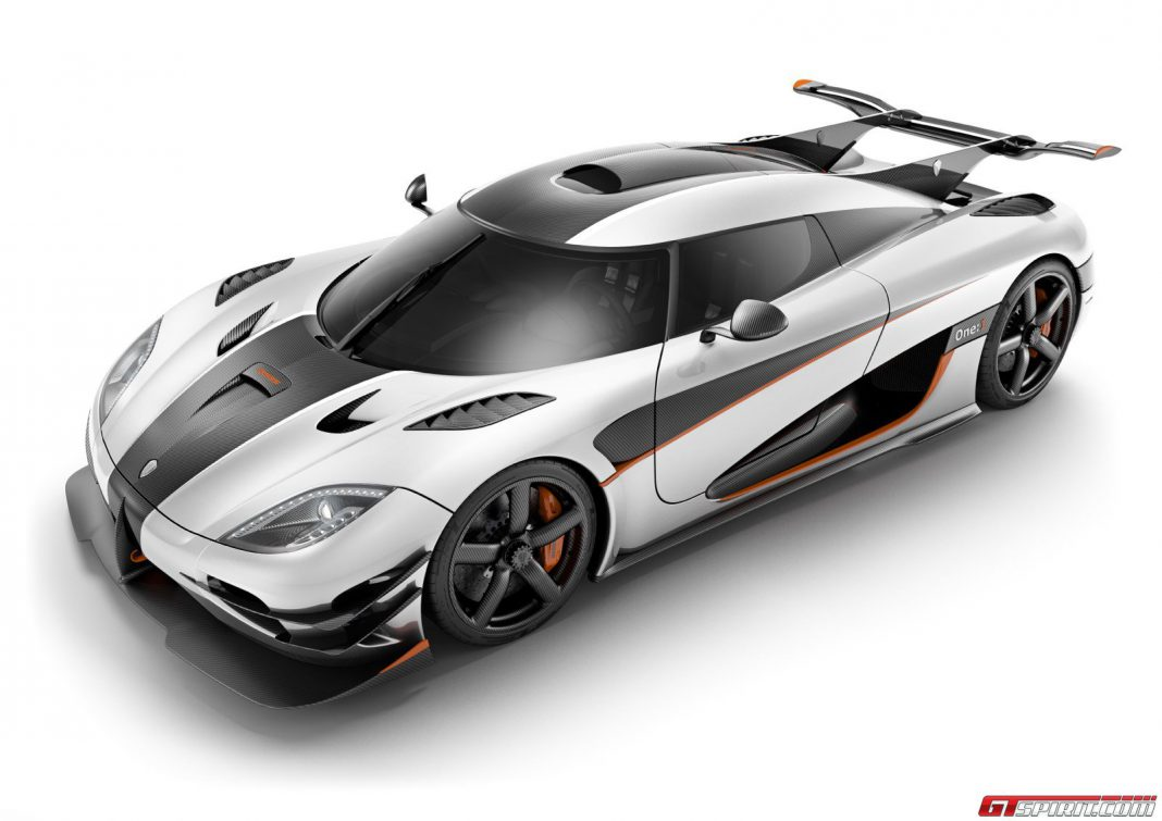 Koenigsegg One:1 Celebrating Dynamic Debut at Goodwood Festival of Speed 2014