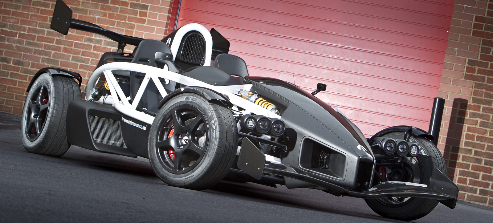 official ariel atom 3 5r gtspirit. Black Bedroom Furniture Sets. Home Design Ideas