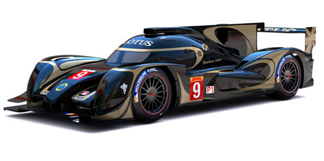 Lotus LMP1 Being Unveiled at Le Mans Despite Not Racing
