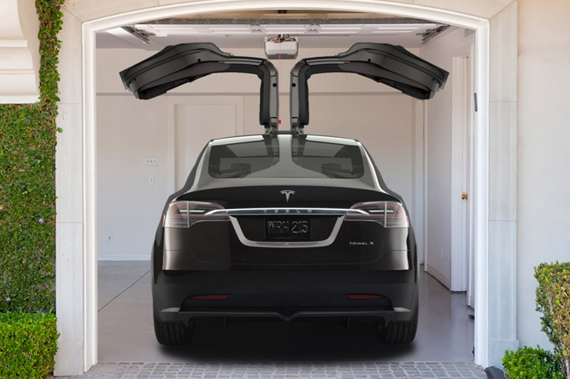 Tesla Model X to be Launched Early Next Year