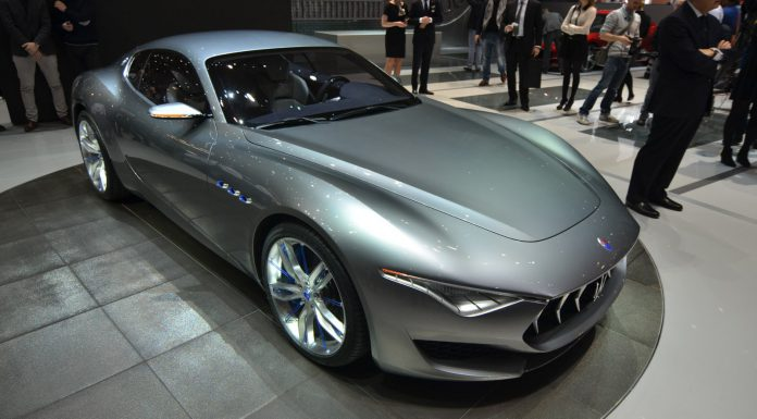 Maserati Confirms Alfieri and Alfieri Cabriolet for Production