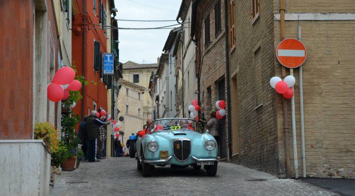 Mille Miglia 2014 Padova to Rome