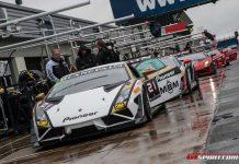 European Lamborghini Blancpain Super Trofeo