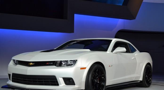 Chevrolet to Offer Select Camaro Z/28 Parts to Regular Camaros