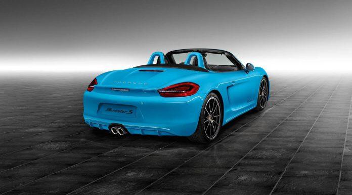 Riviera Blue Porsche Boxster S by Porsche Exclusive