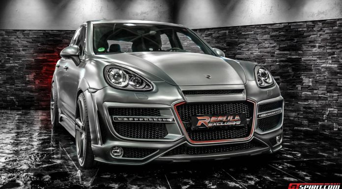 Porsche Cayenne by Regula Exclusive