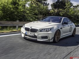 Prior Design BMW M6 Gran Coupe