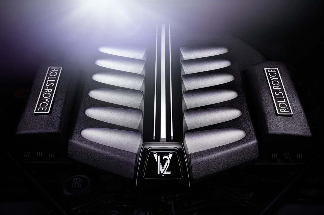 Rolls-Royce Sticking to German Made V12s