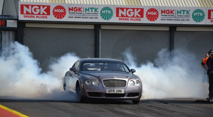 3082hp Bentley Continental GT