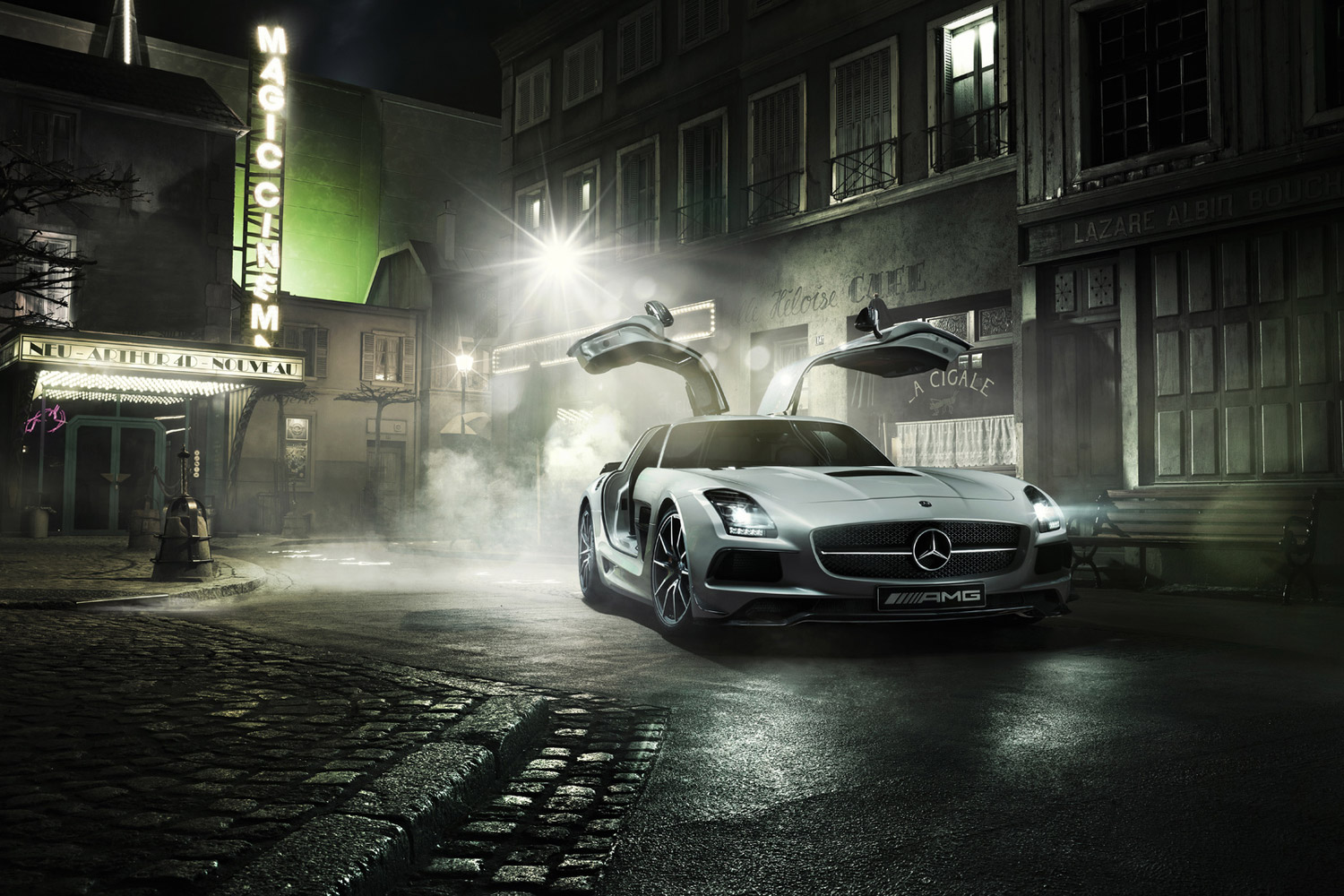 best of a night at europa park with mercedes benz poll gtspirit. Black Bedroom Furniture Sets. Home Design Ideas