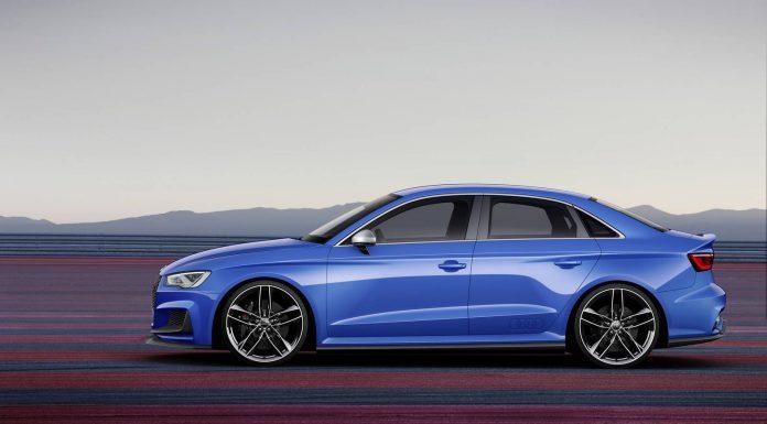 Official: Audi A3 Clubsport Quattro Concept