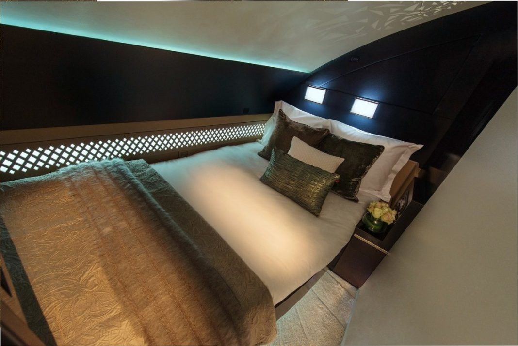 Emirates Launches 'The Residence'; World's Most Luxurious In-Flight Experience