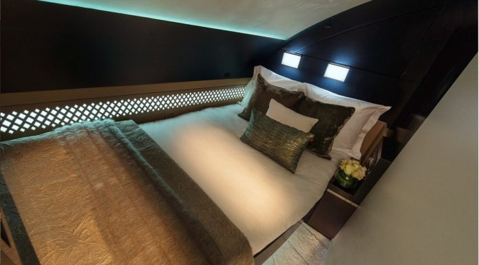 Ethiad Launches 'The Residence'; World's Most Luxurious In-Flight Experience