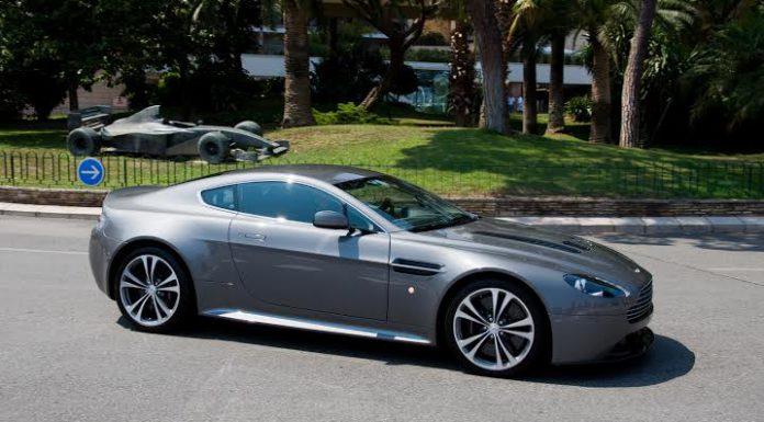 Video: Brutally Loud Aston Martin V12 Vantage