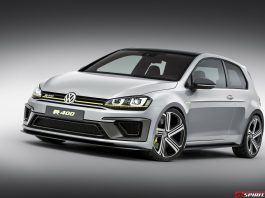 Production-Spec Volkswagen Golf R 400 Could Make More Than 400hp!