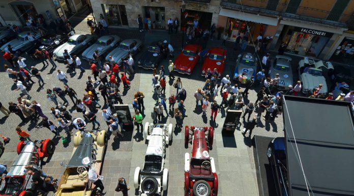 Mille Miglia 2014: Day 1 from Brescia to Padova
