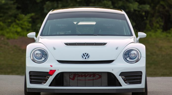 Insane 544hp Volkswagen Beetle GRC Revealed