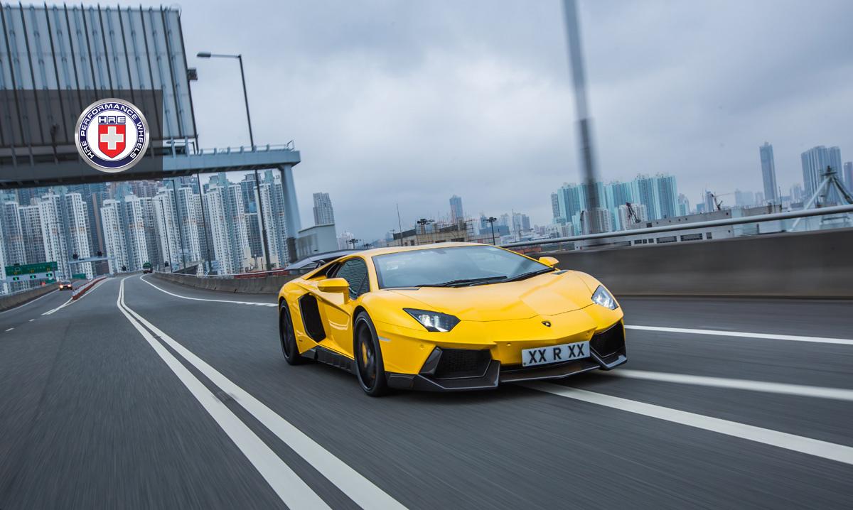 Genial Yellow Novitec Torado Lamborghini Aventador In Hong Kong!