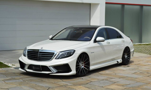 Official mercedes benz s 63 amg by vitt squalo gtspirit for Official mercedes benz parts